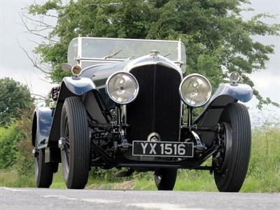 Lot 79 - 1928 Bentley 4.5 Litre Tourer