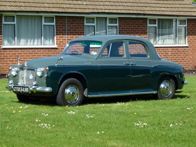Lot 18 - 1964 Rover 110