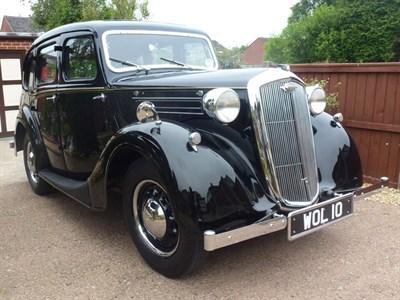 Lot 31 - 1947 Wolseley 10 Saloon