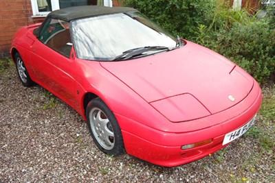 Lot 26 - 1990 Lotus Elan SE Turbo