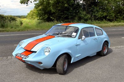 Lot 10 - 1966 Marcos Mini