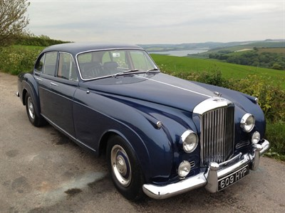 Lot 69 - 1957 Bentley S1 Continental Flying Spur