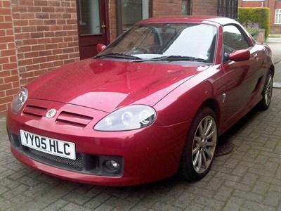 Lot 86 - 2005 MG TF 135 Spark