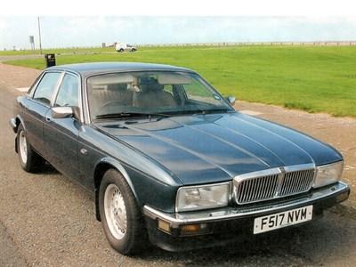Lot 82 - 1989 Jaguar XJ40