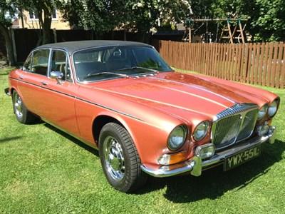 Lot 20 - 1973 Daimler Double Six Vanden Plas