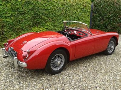 Lot 38 - 1960 MG A 1600 Roadster