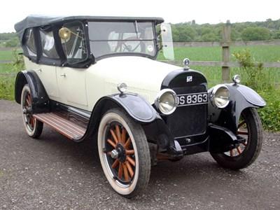Lot 64 - 1922 Buick Series 45 Tourer