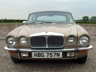 Lot 60 - 1974 Daimler Double Six Vanden Plas