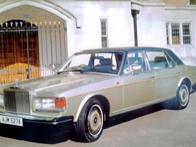 Lot 72 - 1988 Rolls-Royce Silver Spur