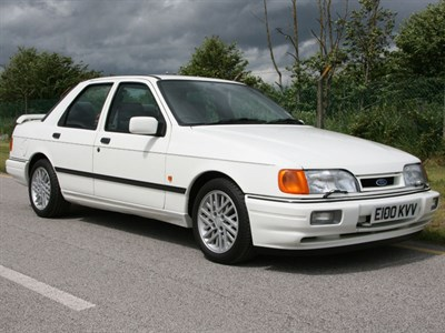 Lot 35 - 1988 Ford Sierra Sapphire RS Cosworth