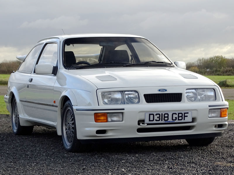 Lot 57-1987 Ford Sierra RS Cosworth