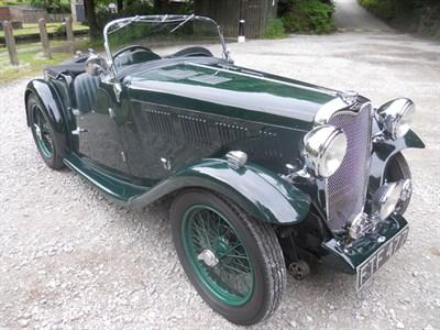 Lot 76 - 1937 Singer Nine Le Mans Special Speed
