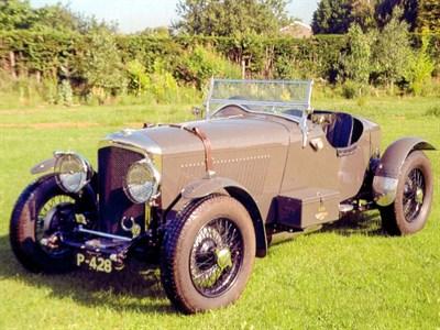 Lot 70 - 1936 Bentley 4.25 Litre Special