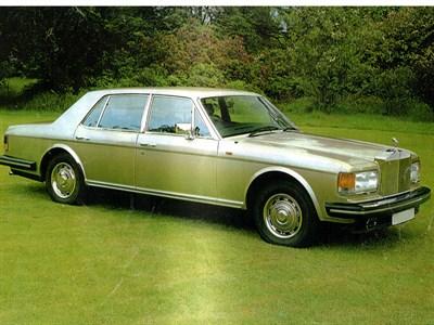 Lot 81 - 1983 Rolls-Royce Silver Spirit