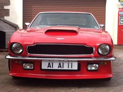 Lot 75 - 1974 Aston Martin V8