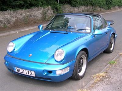 Lot 39 - 1977 Porsche 911 Targa