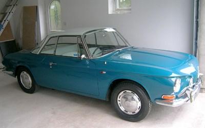 Lot 43 - 1964 Volkswagen Karmann Ghia Coupe