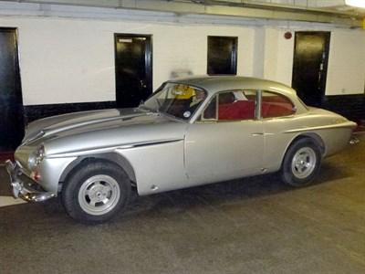 Lot 9 - 1966 Jensen CV8 MKIII