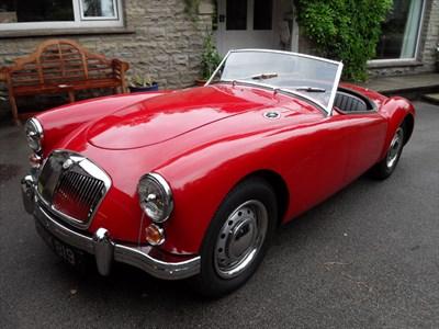Lot 96 - 1960 MG A Roadster