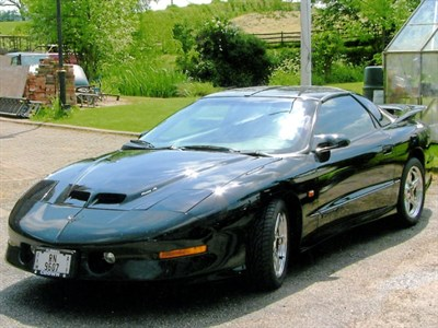 Lot 94 - 1997 Pontiac Firebird Trans Am