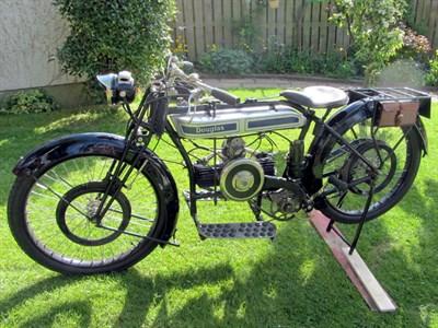 Lot 68-1925 Douglas Model CW