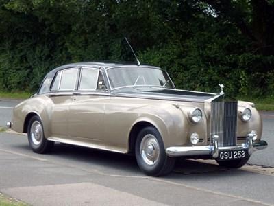 Lot 12 - 1960 Rolls-Royce Silver Cloud II