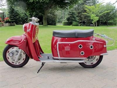 Lot 32-1958 Maico Maicoletta