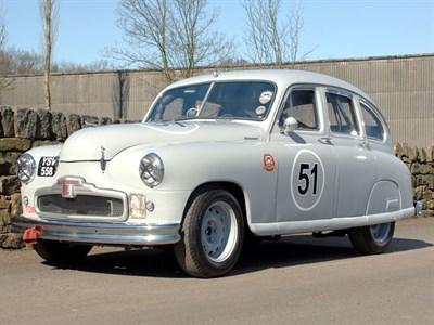 Lot 18 - 1951 Standard Vanguard Historic Race Car