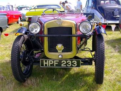 Lot 2 - 1939 Austin Seven Special