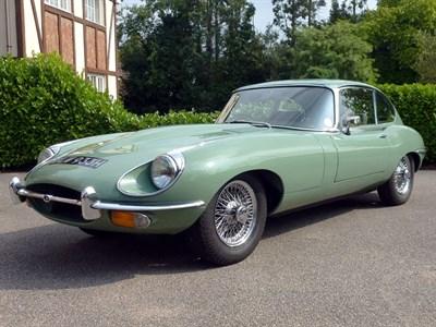 Lot 70 - 1970 Jaguar E-Type 4.2 2+2