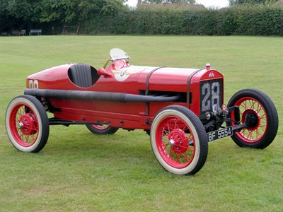 Lot 46-1926 Ford Indianapolis Race Evocation