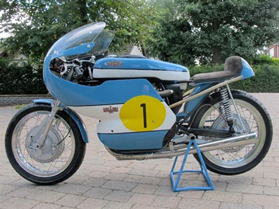 Lot 69-1960 Bianchi GP