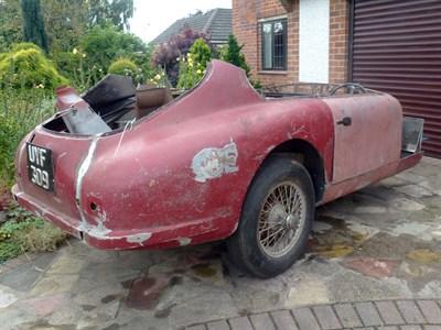 Lot 20 - 1955 Aston Martin DB2/4 Saloon