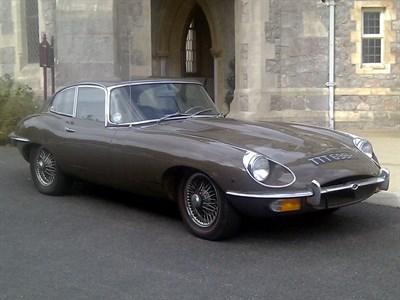 Lot 28 - 1970 Jaguar E-Type 4.2 Coupe