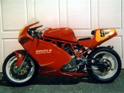 Lot 66-1994 Ducati TT1