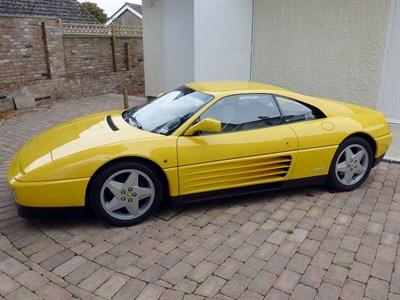Lot 30 - 1992 Ferrari 348 TB