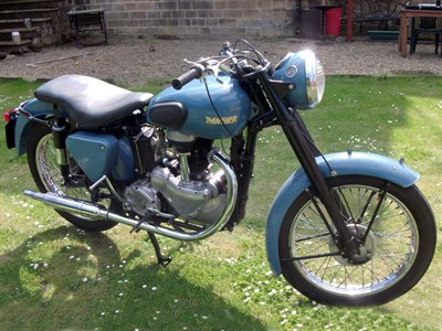 Lot 49 - 1955 Panther Model 65