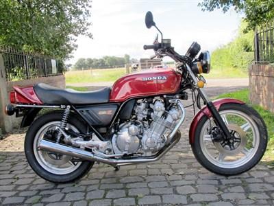 Lot 36-1979 Honda CBX1000
