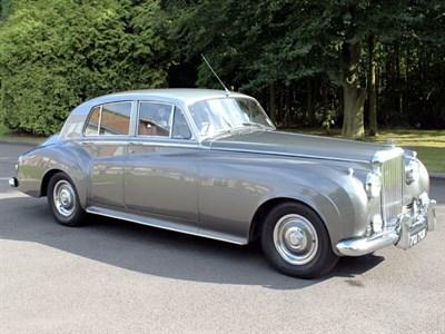 Lot 52 - 1961 Bentley S2 Saloon