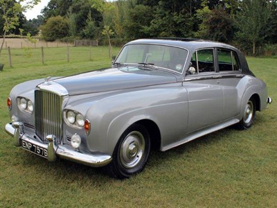 Lot 53-1964 Bentley S3 Saloon