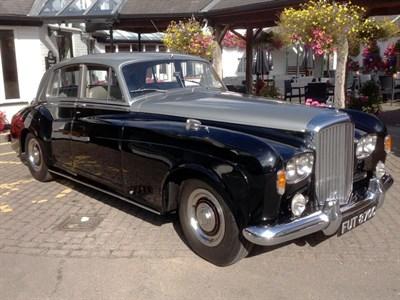 Lot 68 - 1965 Bentley S3 Saloon