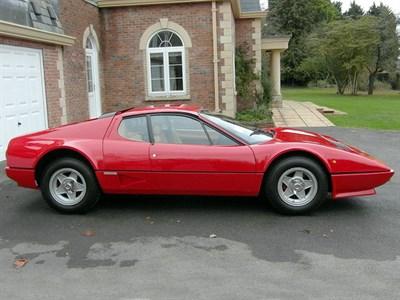 Lot 31 - 1982 Ferrari 512 BBI