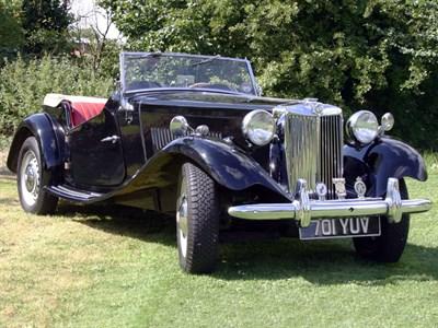 Lot 57 - 1952 MG TD