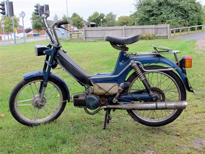Lot 26 - 1981 Puch Moped