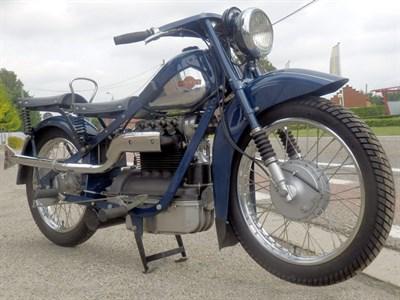 Lot 47-1938 Nimbus Sport