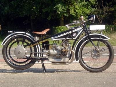 Lot 74-1924 BMW R32