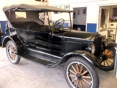 Lot 13 - 1926 Ford Model T Four-Seater Tourer