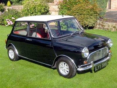Lot 24 - 1966 Austin Mini Cooper S