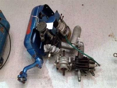 Lot 7 - Mini-Motor Assembly