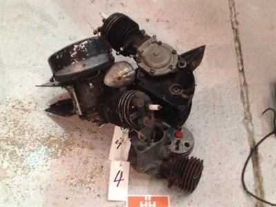 Lot 4-Solex Engines